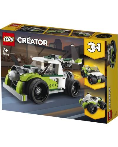 LEGO Technic 42044 Odrzutowiec