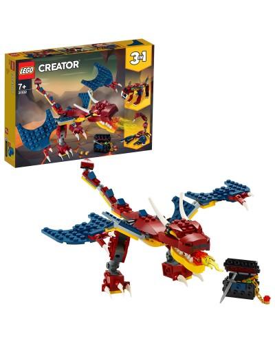 LEGO City 60156 Dżunglowy Łazik