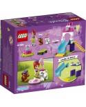 LEGO DUPLO 10872 Tory kolejowe i wiadukt