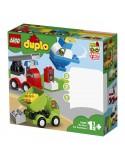 LEGO Duplo 10886 Moje pierwsze samochodziki